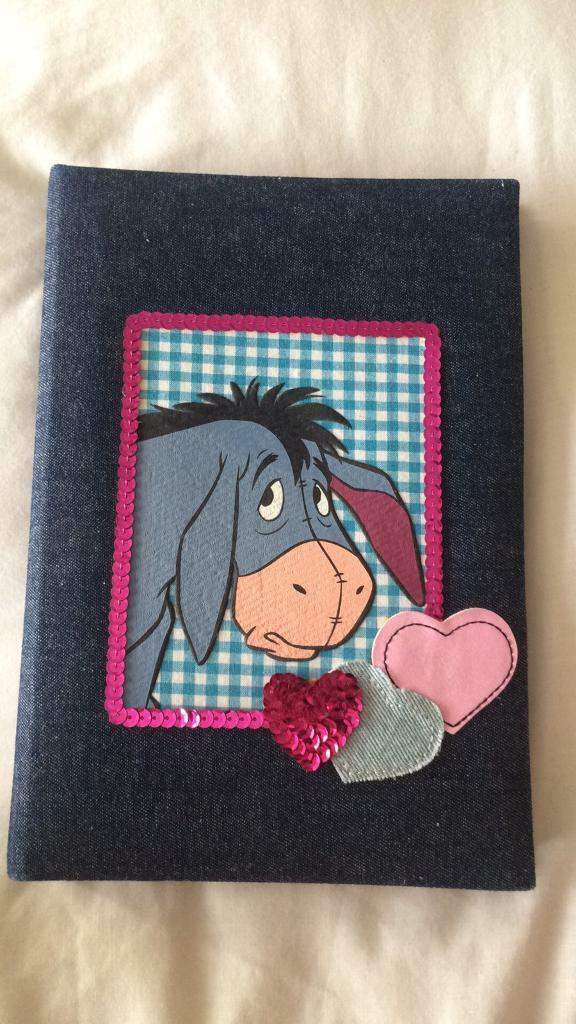 Eeyore Winnie the Pooh photo album