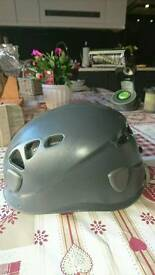 Petzel climbing helmet