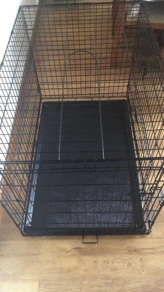Dog crate XL two door Brand new
