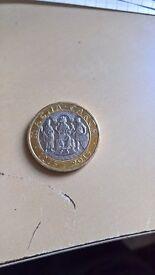 collectible £2 coin magna carta