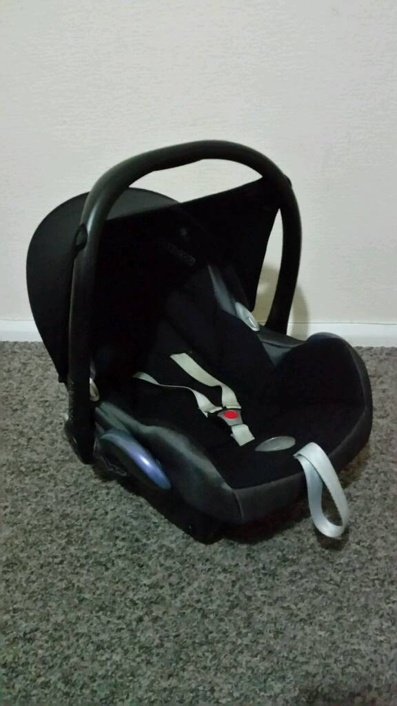 Maxi cosi car seat in v g c.