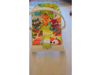 Fisher Price Baby Bouncer (Unisex) - In Excellent Condition
