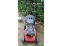 Mountfield sp470 self propelled petrol lawnmower
