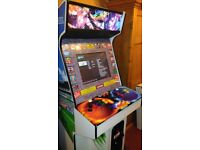 Aracde machine (Mame, SNES, NES, Megadrive, Gameboy and more)