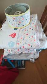 Mothercare cot bundle