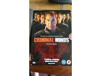 Criminal Minds - Season 1-8 Complete Box Set's