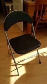 Folding chairs (set)