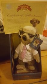Compare the Market Meercat Toy, Sergei