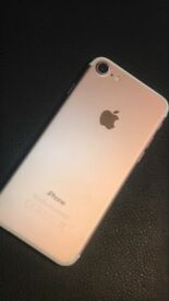 iPhone 7 (rose gold) (32GB)