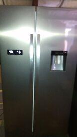 KENWOOD Water dispenser American fridge freezer new Ex display