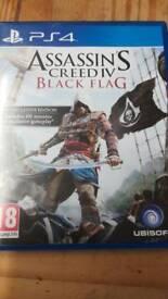 PS4 game Black Flag