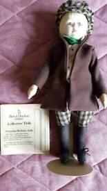 Collectors doll Royal Doulton