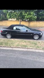 BMW Convertible priced for quick sale