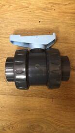 PVC ball valve for pond