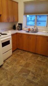1 bedroom suite for rent in a great downtown location