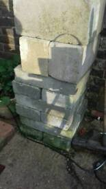 Free Breeze Blocks and concrete blocks