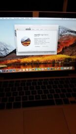 "Macbook Pro 13"" 2015 8GB ram 2.9ghz i5 500gb SSD + APPLECARE UNTIL AUGUST 2018!"