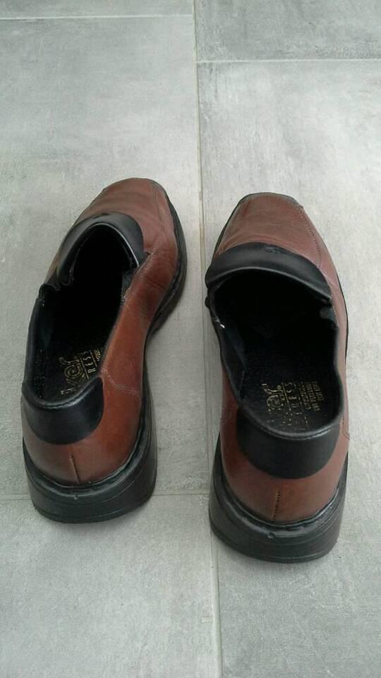 Gesundheitsschuh Slipper Rieker Schuhe in Nordrhein sU3Hn