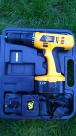 Jcb drill with batery charger and case in good condition working order! Can deliver or post!