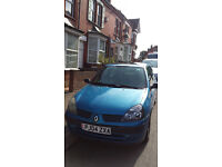 Renault Clio Expression 16 V automatic