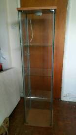Ikea Glass Display Cabinet