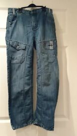 Boys Blue Jeans Age 11-12 years by Cherokee