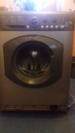 Hotpoint Silver Washing Machine for sale