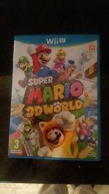 super mario 3d world game