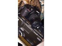 Nikon D5300 DSLR Camera with 18-55mm VR Lens Boxed