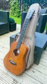 Taylor BT2 Mahogany Baby Acoustic Travel Guitar