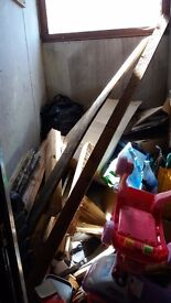 Wanted. Someone local to move a few bits of rubbish to the local dump (5 minutes from my house)