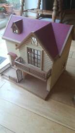Sylvanian family house