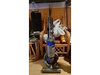 blue DYSON DC25 MULTI FLOOR ROLLER BALL VACUUM CLEANER tools bagless 1 week guarantee no