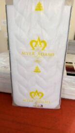 NEW Myer Adams Stress Free Single Mattress
