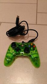 Afterglow controller for Xbox 360
