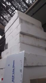 Polystyrene Insulation Sheets 300mm, Size 1220mm x 1220mm