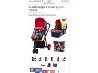 Cosatto Travel System