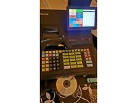 SAM4S DIGITAL CASH REGISTER