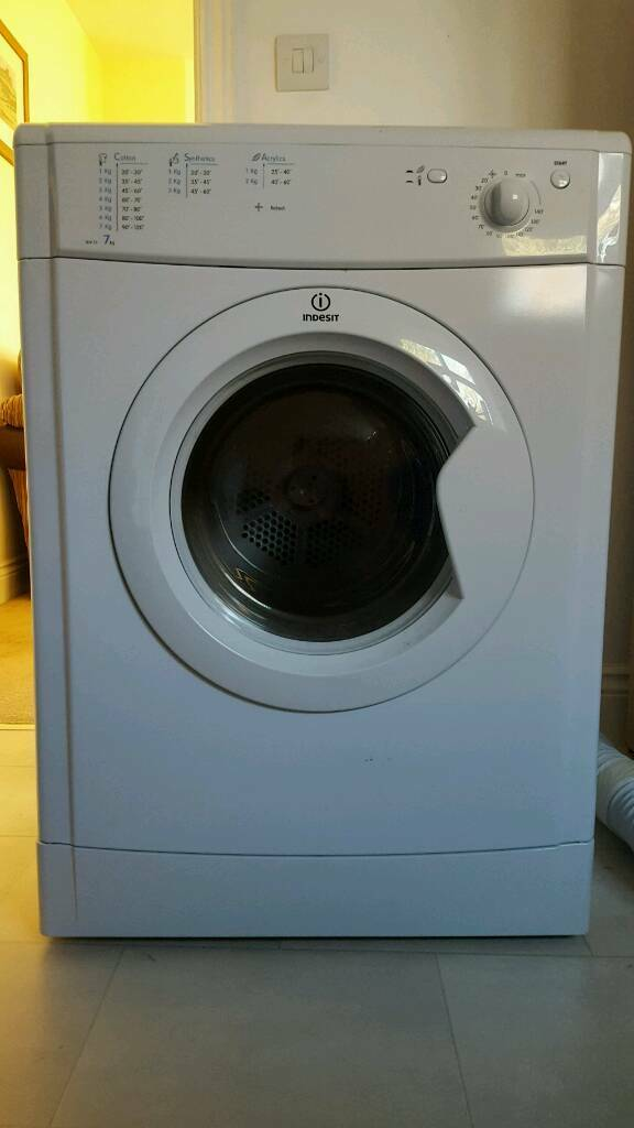 Tumble Dryer Vent (Indesit IDV75)