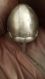 Norman nasel re enactment helmat
