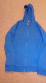 Brand new Fire trap blue jacket aged 12yrs