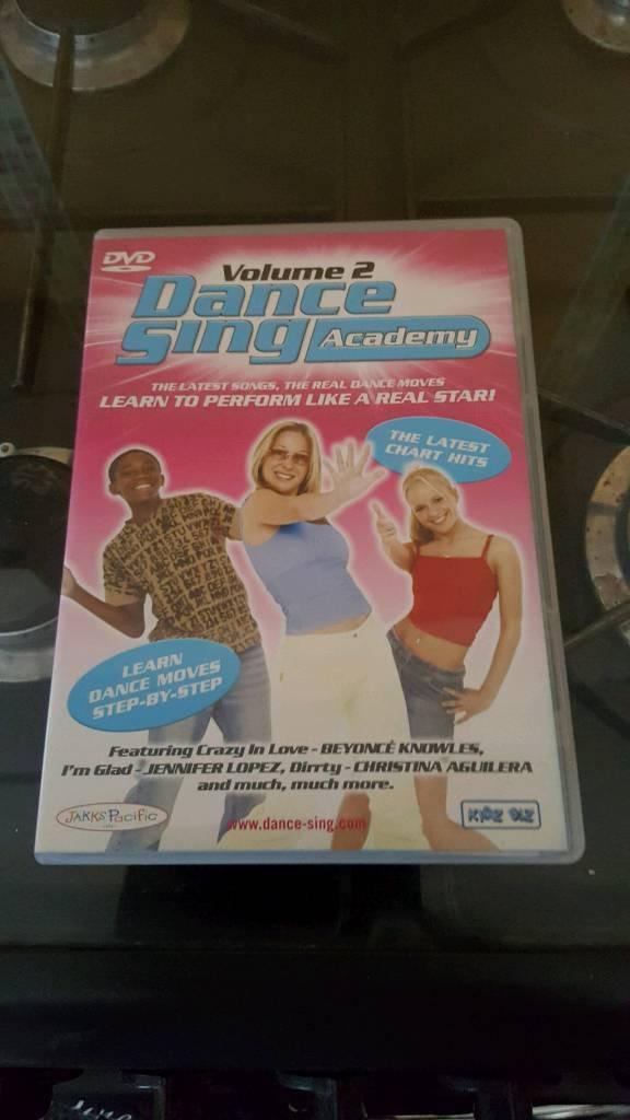 CHILD'S DANCE DVD