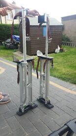 Plastering Stilts