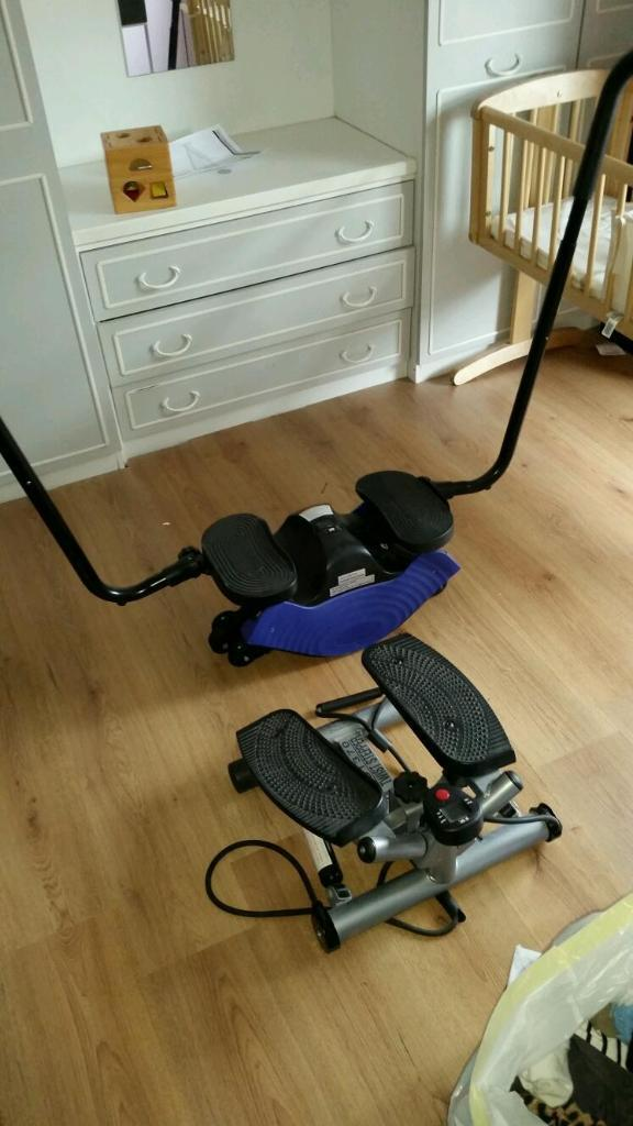 bum and thigh exercise machine
