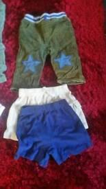 9-12 month boys clothes small bundle
