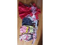Baby girls clothes size 6-9 mths