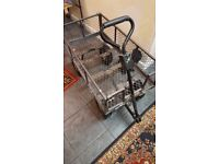 Cart on wheels