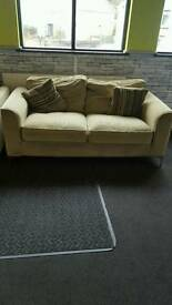 Two to seater sofas