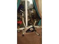 Roger Black Silver Bike AS NEW RRP £149.99