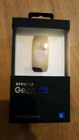 Samsung Gear Fit2 Brand New in box